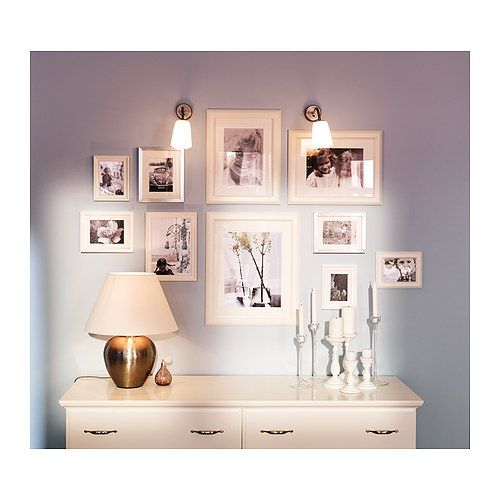 Silver Frame Collages Black And
