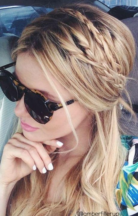 boho braids + shades