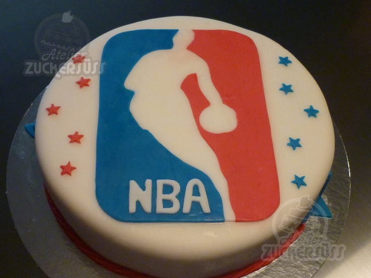 NBA cake sport torte Pinterest We, Ideas and Cakes