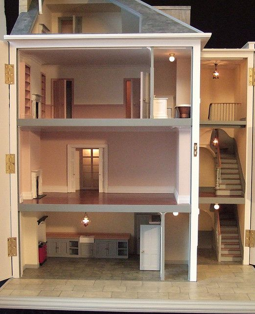 1000 Ideas About Homemade Barbie House On Pinterest