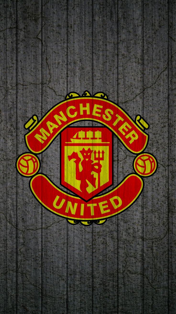 Apple iPhone 6 Plus HD Wallpaper Manchester United Logo