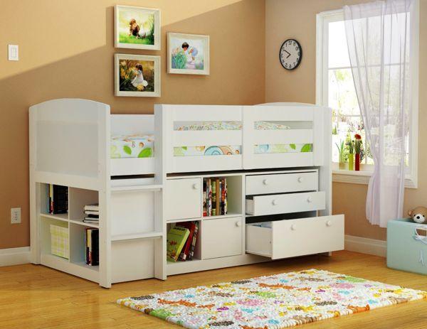 Ikea Stuva Loft Bed Diy Bunk Beds With Storage Ikea