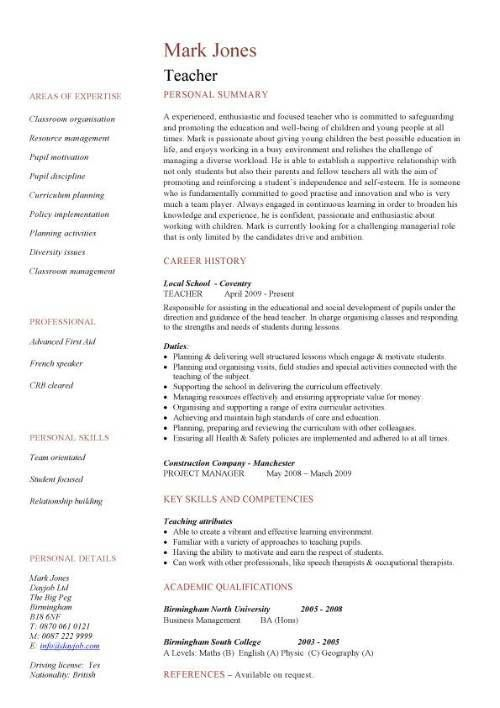 1000 images about resume on pinterest teacher resumes sample