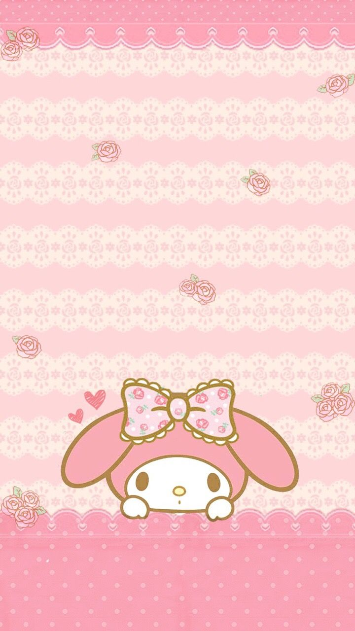 25 Best Ideas About My Melody Wallpaper On Pinterest My