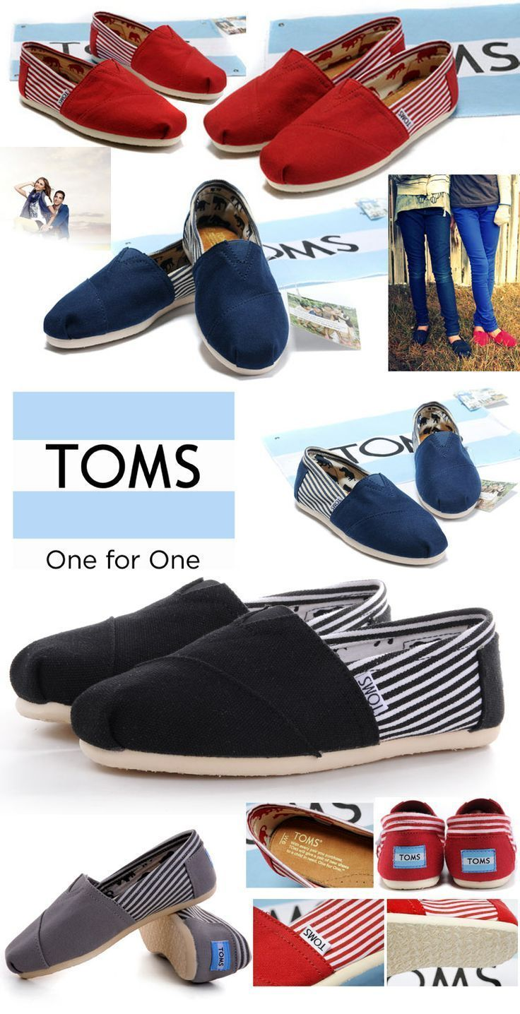 TOMS shoes. They are beautiful.