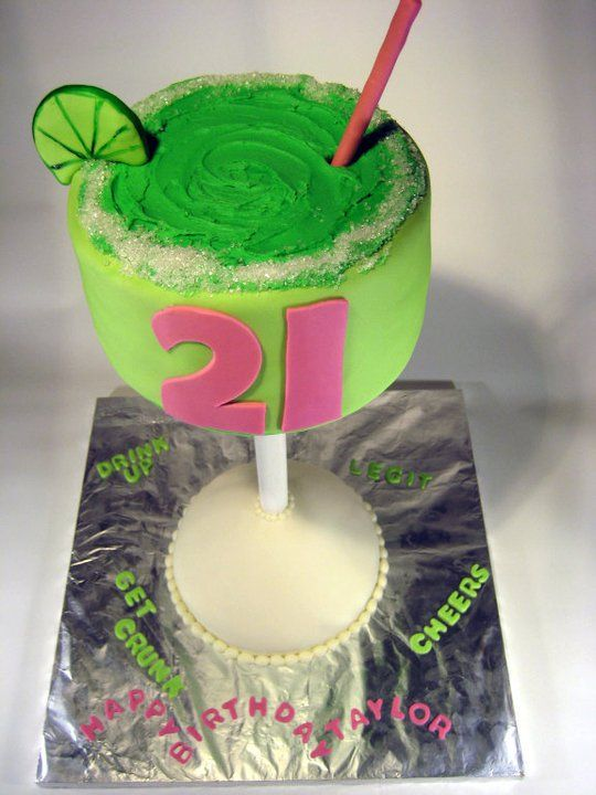 21st Birthday Cake So Cute Is It Weird I Think This Is