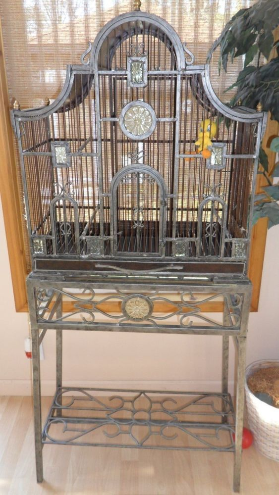 Details About BIRD CAGEPLANTER STAND HEAVY METAL AND VERY UNIQUE Heavy Metal Love And Metals