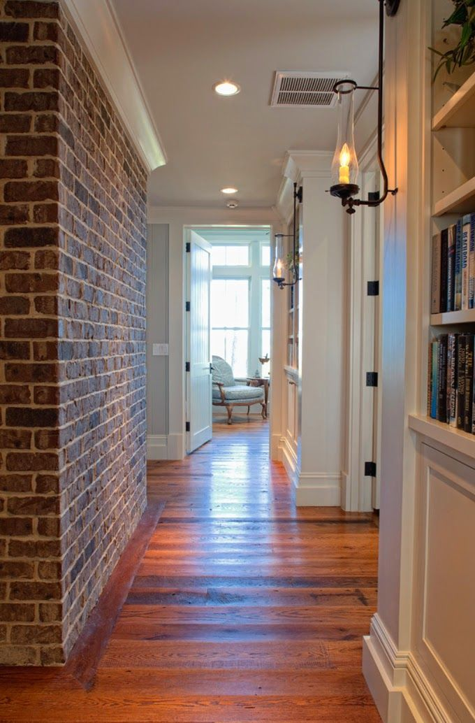 17 Best Ideas About Interior Brick Walls On Pinterest