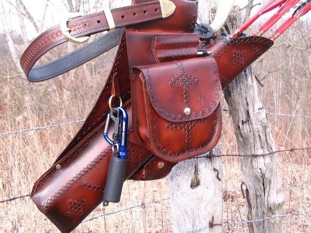 Arrow Quivers Leather Custom
