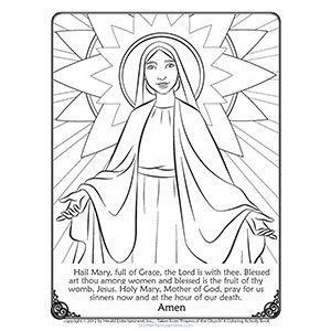 1000 images about catholic coloring sheets on pinterest
