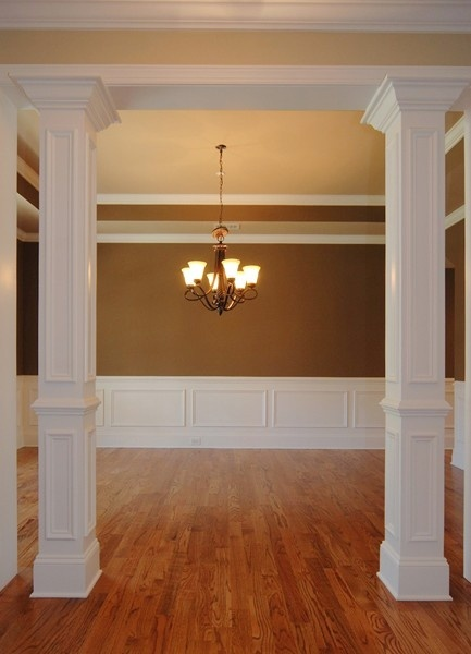 25 Best Ideas About Columns Inside On Pinterest Kitchen Layouts Brick Houses And Vaulted