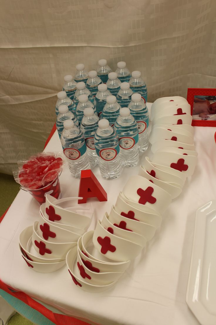 17 Best Images About Hospital Themed Party On Pinterest