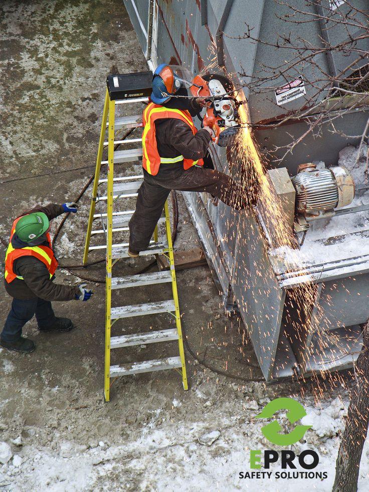 EPROSafety Unsafe Fail Ladder SafetyFail Safety