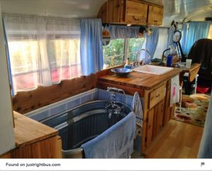 How To Convert School Bus Into A Rv Google Search Bus