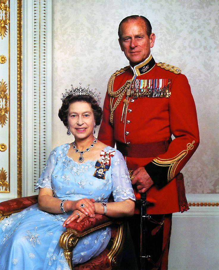 Queen Elizabeth and her husband, Prince Albert, wore Patek