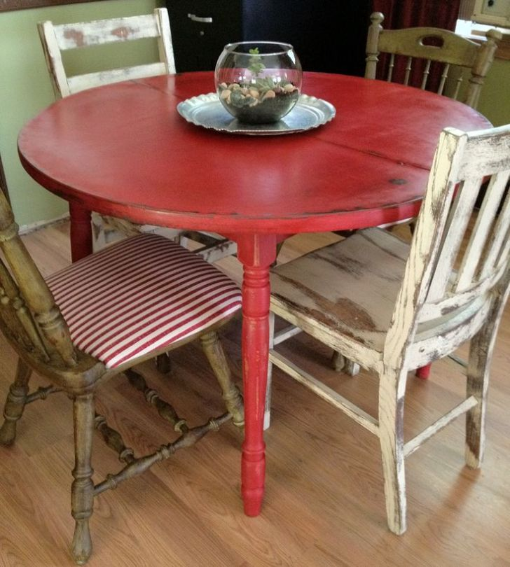 French Country Dining Table Chairs