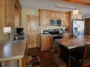 """wilsonart milano brown countertops on cabinets"" - Google ..."