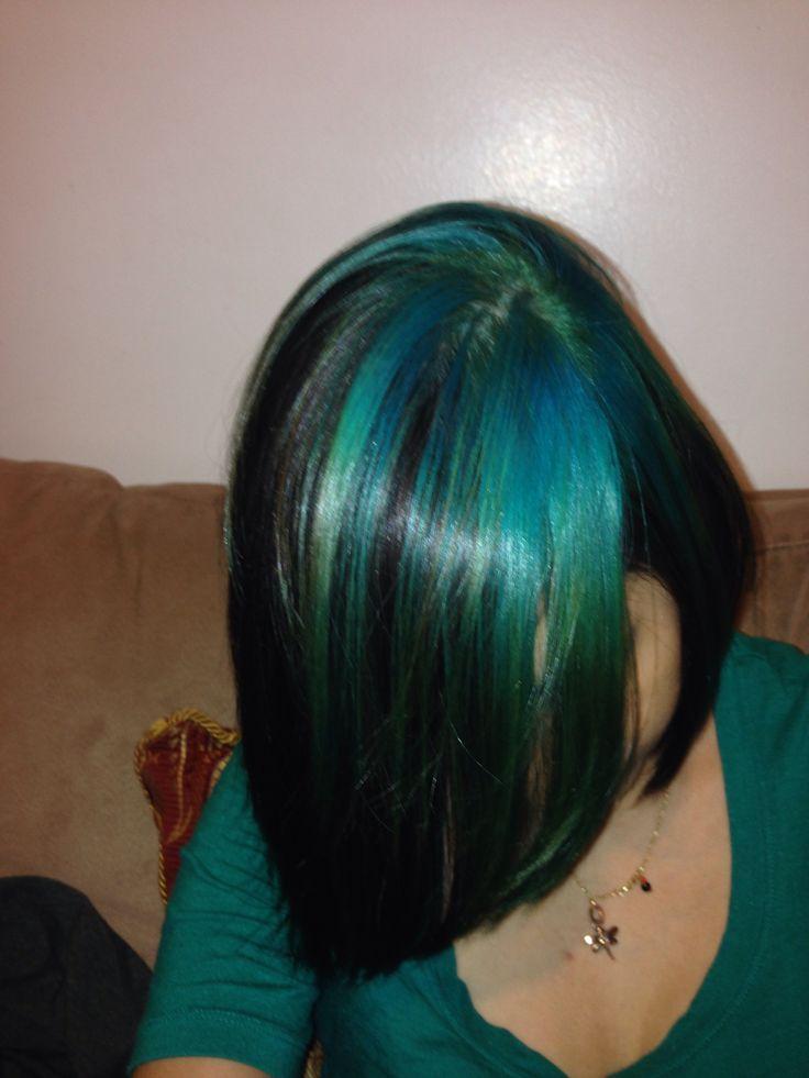 15 Must See Aqua Hair Color Pins Aqua Hair Blue Green