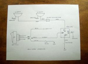How to Wire DrivingFog Lights  Moss Motoring | British