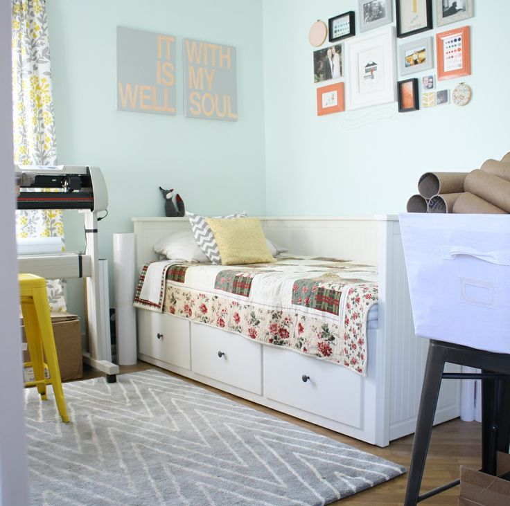 Ikea Hemnes Daybed Deco Pinterest Hemnes Daybeds