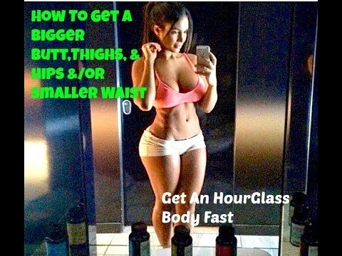 Top Exercises To Get A Bigger Butt Thighs Hips Ampor A