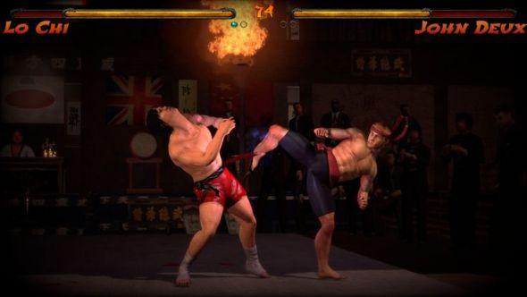 Kings of Kung Fu PC Game Screenshots