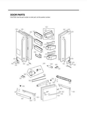 25 best ideas about Lg Refrigerator Parts on Pinterest
