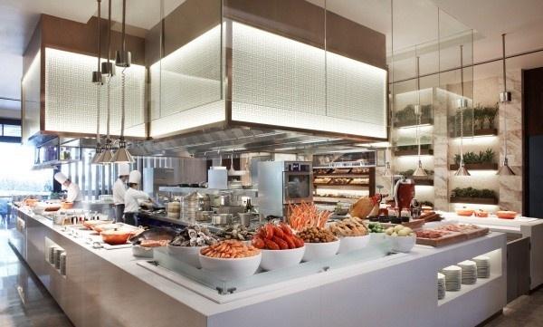 Explore the Restaurants at Marriott Hotel OpenRice SG