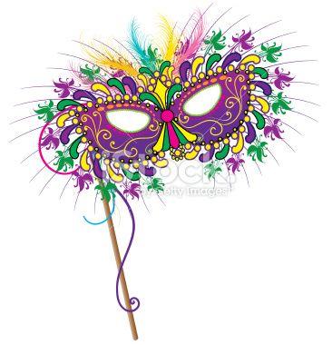 Mardi Gras Mask Vector Art Mardi Gras Pinterest
