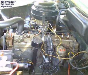 Flat Head Engines: PlymouthDodgeDeSotoChrysler Six Cylinder   InLine Engines   Pinterest