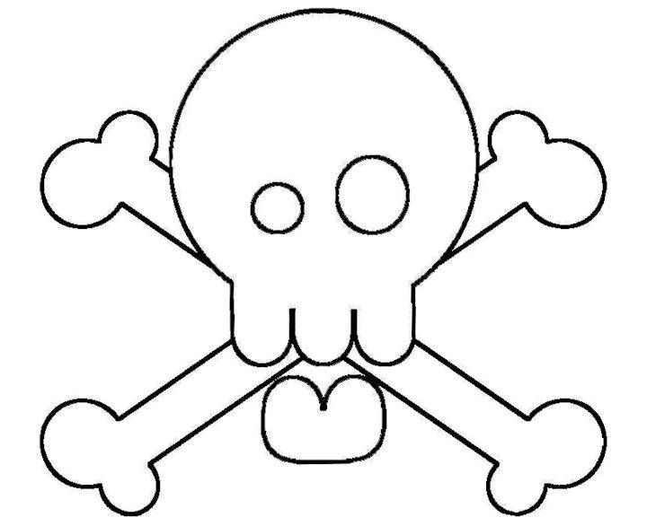 or coloring page pirate hats skulls and coloring pages for kids