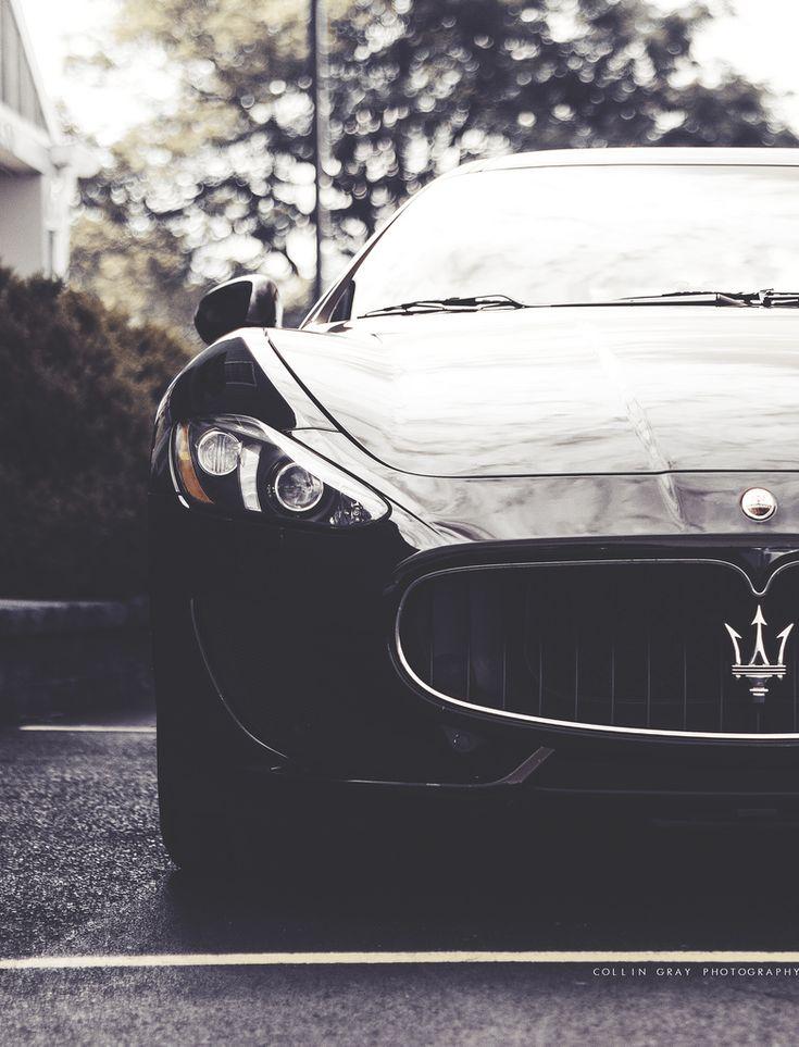 automotivated:  Maserati GranTurismo Sport (by Collin Gray Photography)