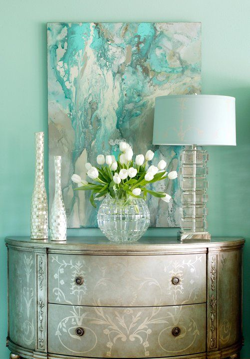 25 Best Ideas About Turquoise Painting On Pinterest