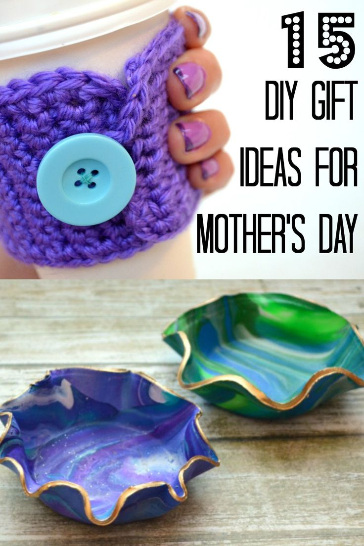"""DIY Mother's Day Gifts """"Popular Pins"""" Pinterest Your"""