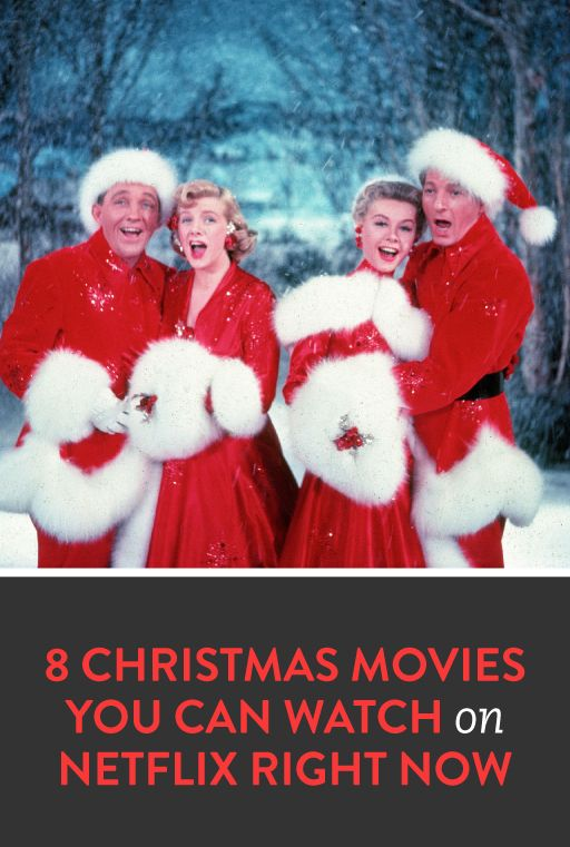 8 Christmas movies to watch right now