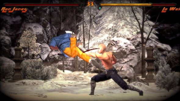KINGS OF KUNG FU Game Screenshots