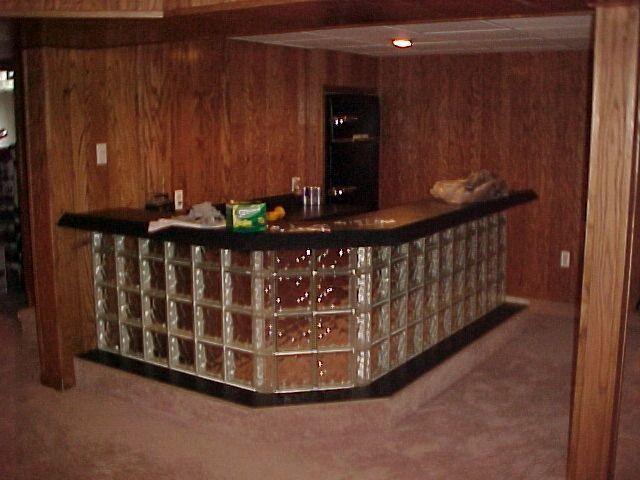 Glass Block Bar Glass Block Professionals Photos