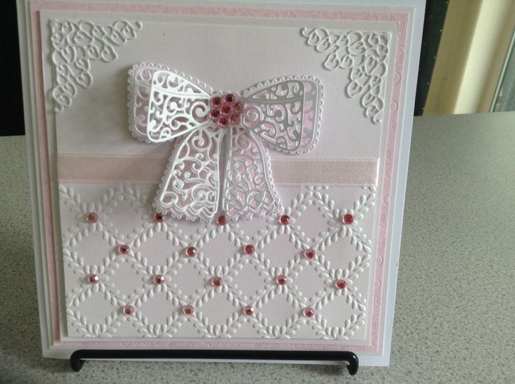 229 Best Images About Tattered Lace Cards On Pinterest