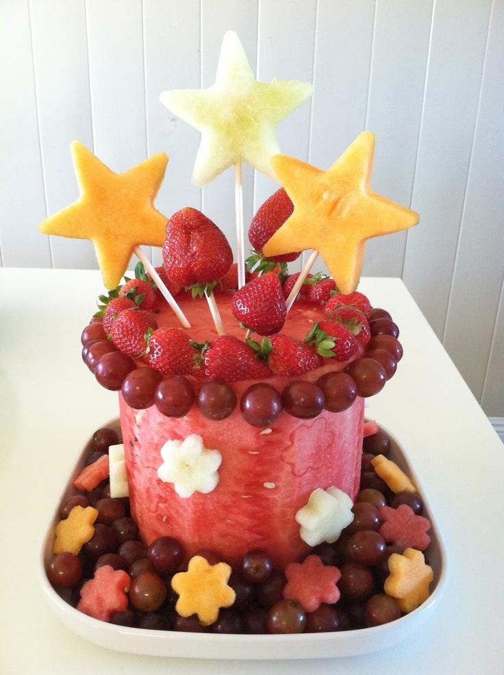 "Happy Healthy Tummies Gluten Free ""Cake"" (Fruit cake"