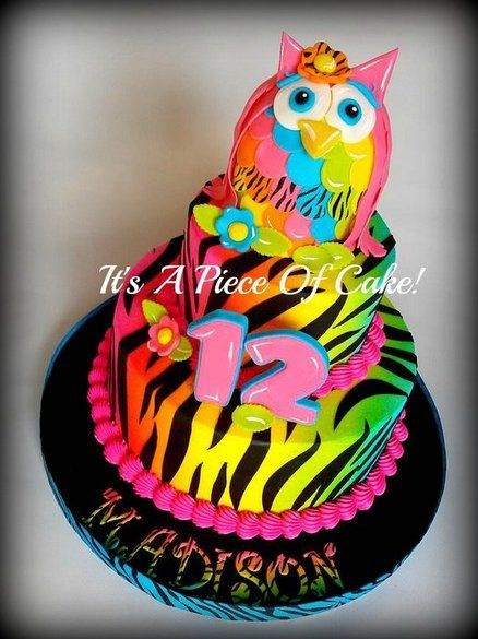 34 Best Images About Birthday Cakes On Pinterest Teen