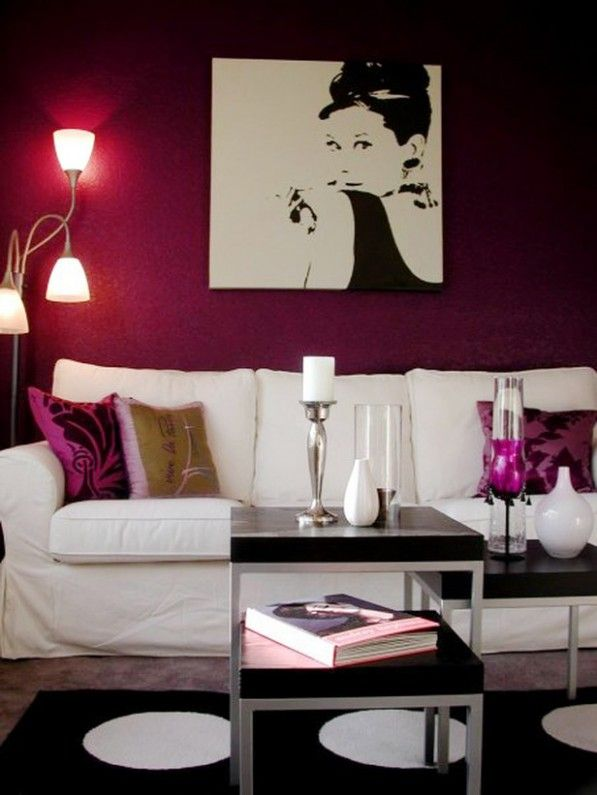 Accent Wall Colors Design Idea For Your Wall Setting
