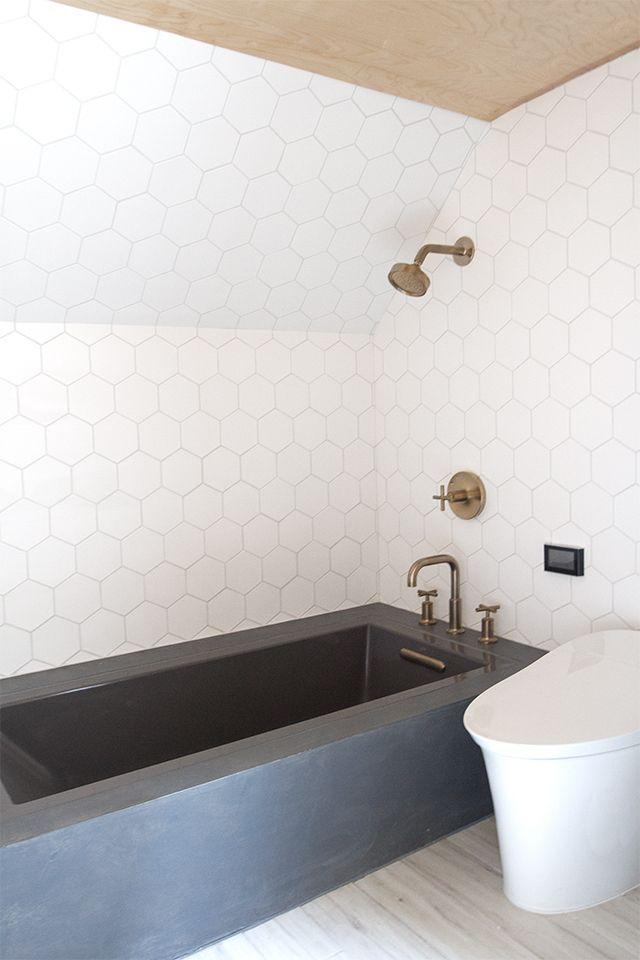 Best 25 Honeycomb Tile Ideas On Pinterest
