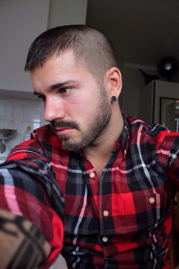 Modified Buzzcut And Beard Buzzcuts Pinterest Posts