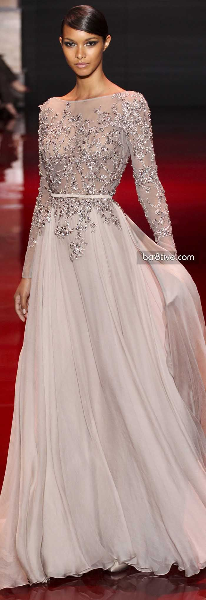 Elie Saab FW 2014 Haute Couture An
