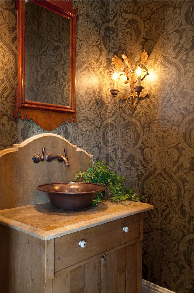 Bathroom. Farmhouse Bathroom. Farmhouse style Bathroom