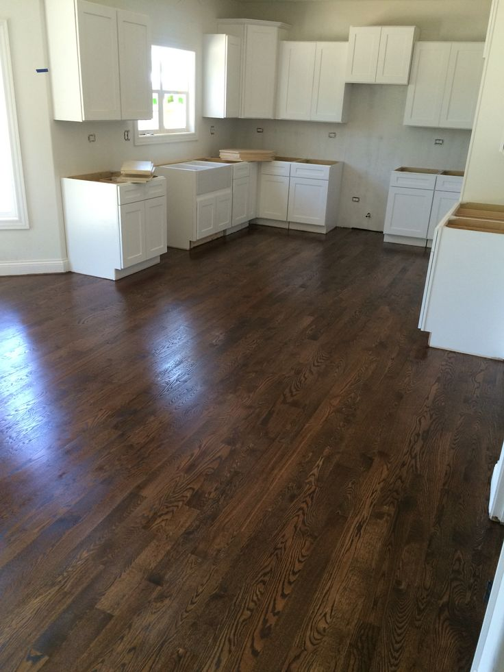 Spice Brown Stain Hardwood Floors Pinterest Stains