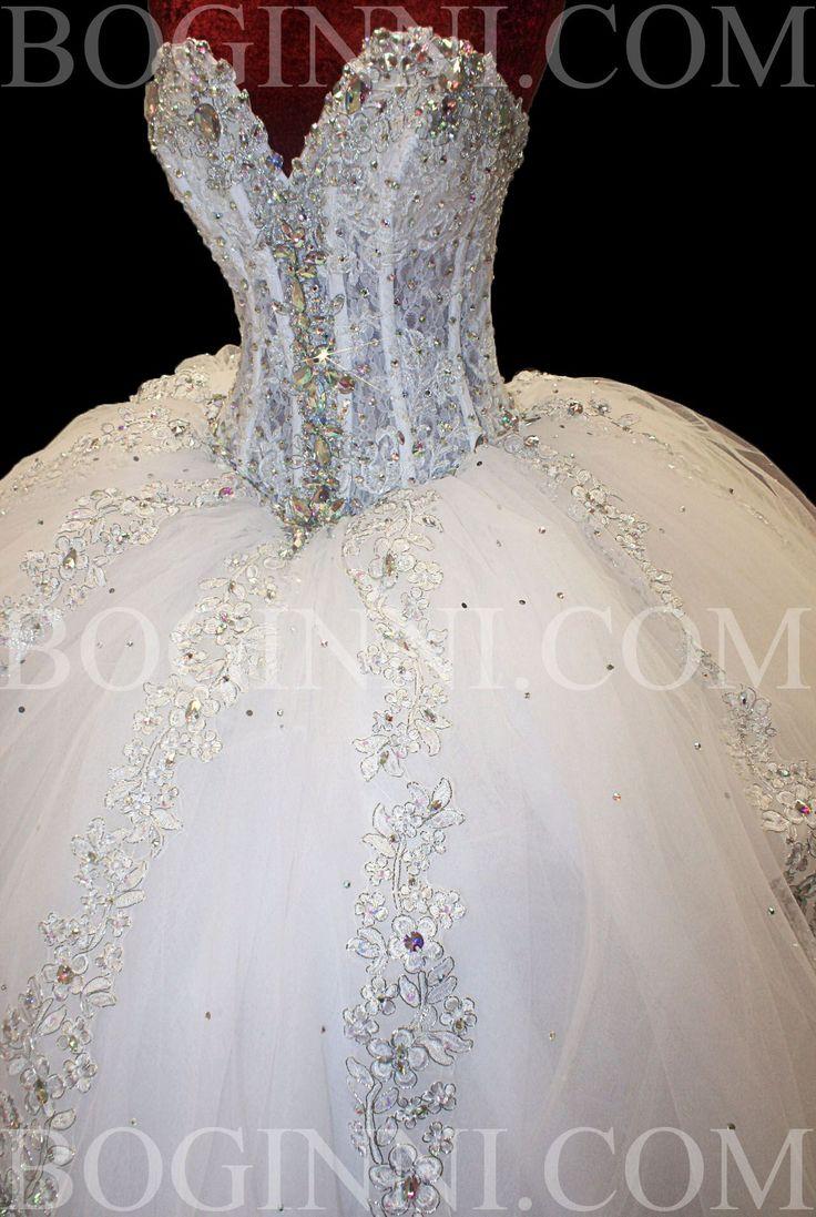 1000 Ideas About Big Wedding Dresses On Pinterest