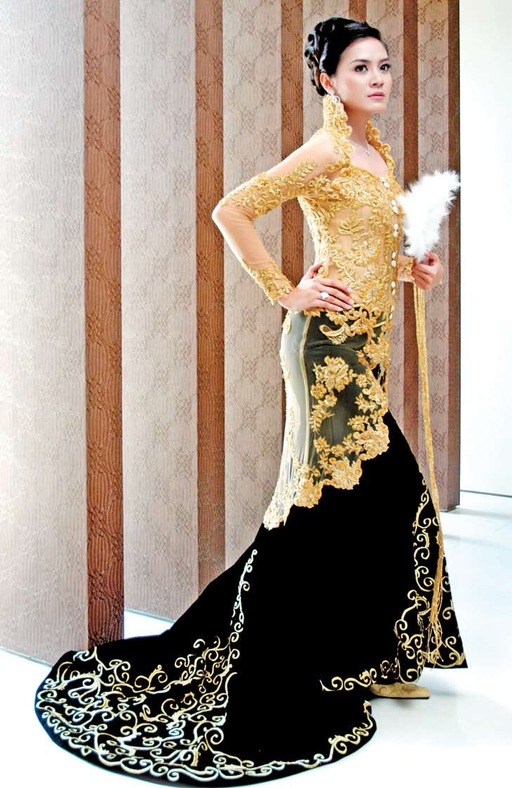 Indonesia Kebaya The Indonesian Kebaya Pinterest