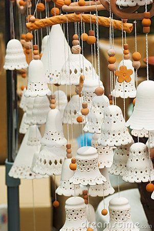 Bells of white…