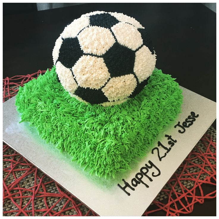 Cute Softball Birthday Cakes